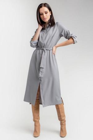 Сукня «Ясміна» сірого кольору