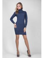 Сукня «Лагія» кольору індиго