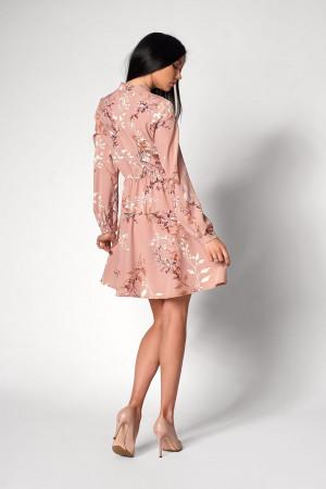 Сукня «Сандрін» пудрового кольору