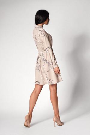 Сукня «Сандрін» сірого кольору