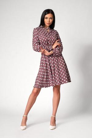 Сукня «Гленфі» кольору мокко