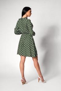 Сукня «Гленфі» кольору хакі