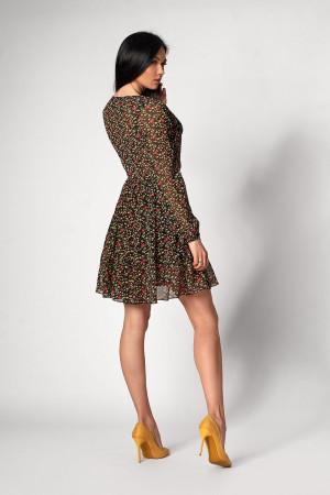 Сукня «Клодін» чорного кольору