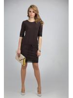 Сукня «Ненсі» коричневого кольору