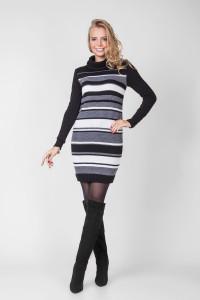 Сукня «Фейт» чорного кольору