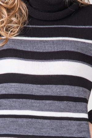 Платье «Фейт» черного цвета