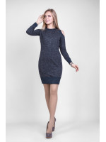 Сукня «Рут» синього кольору