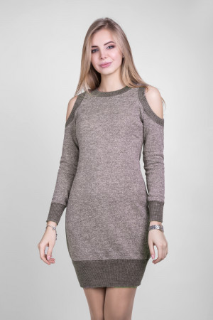 Сукня «Рут» кольору капучино