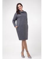 Сукня «Патриція» сірого кольору