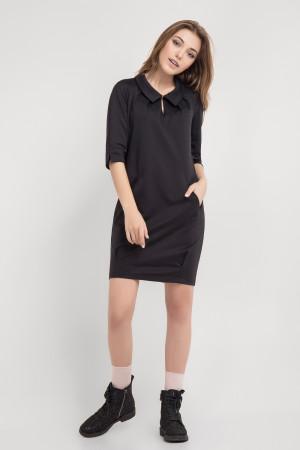 Сукня «Вікі» чорного кольору