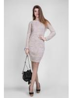 Сукня «Шеббі» кольору льону