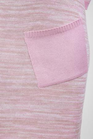 Платье «Клеопатра» розового цвета