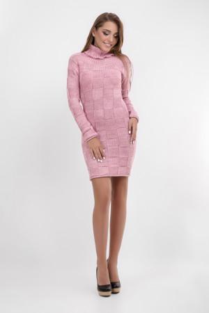 Платье «Пенелопа» розового цвета