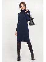 Платье «Мэрайя» синего цвета