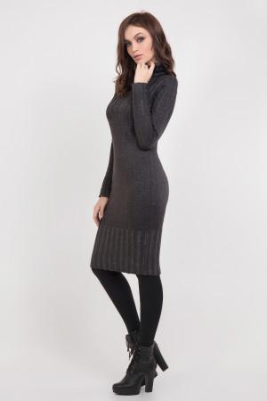 Сукня «Мерайя» темно-сірого кольору