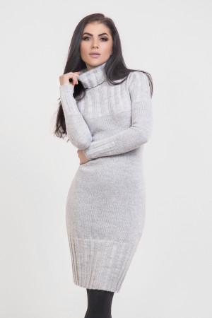 Сукня «Мерайя» світло-сірого кольору