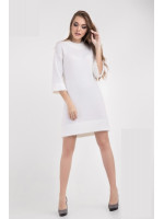 Платье «Карен» белого цвета