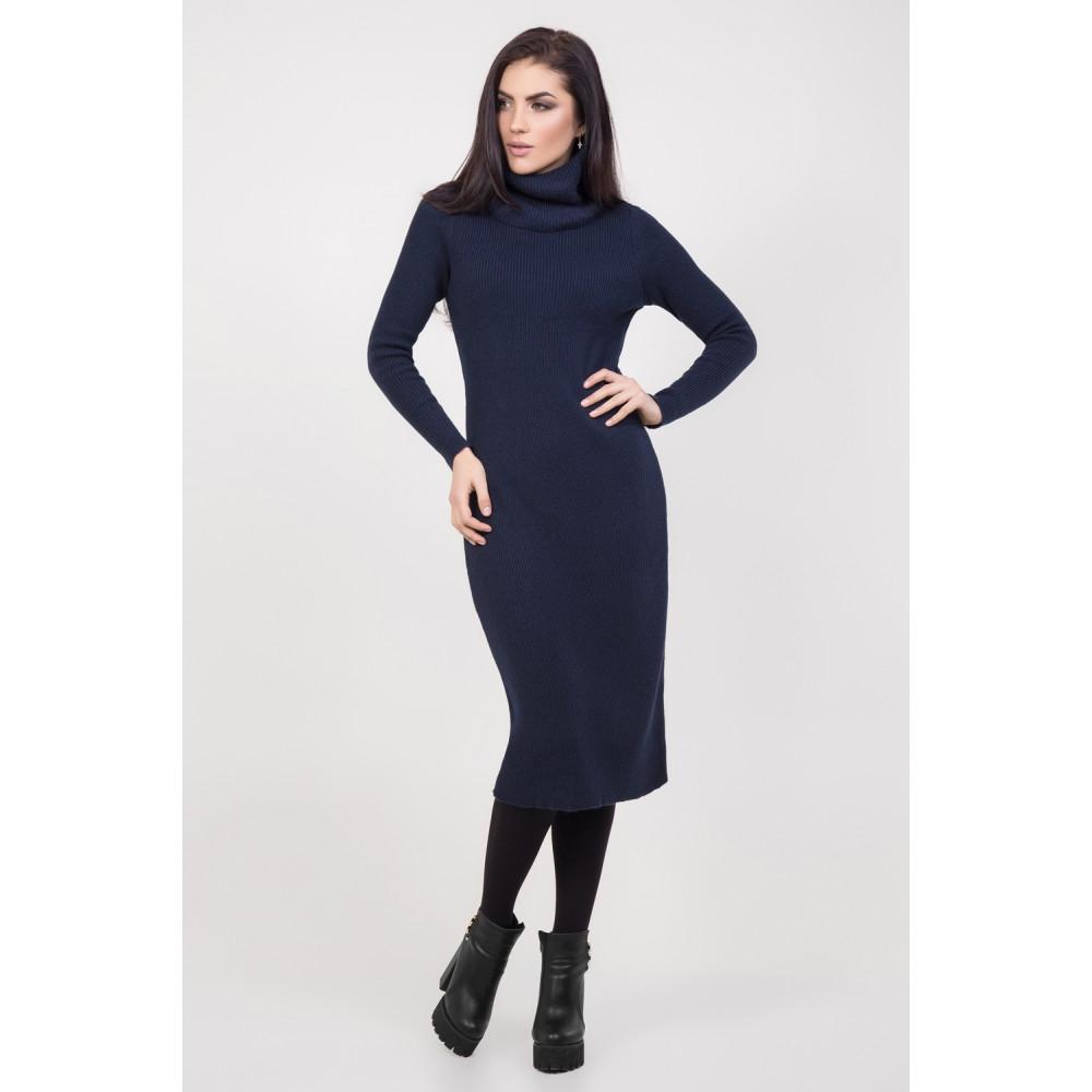 Сукня «Белінда» синього кольору – купити у Києві 47276d858fb98