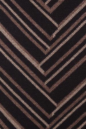 Юбка «Аланна» в коричневую полоску