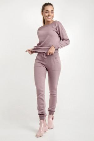 Костюм «Фавн» попелясто-рожевого кольору