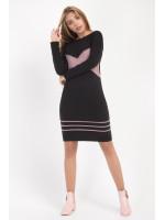 Платье «Эстер» черного цвета