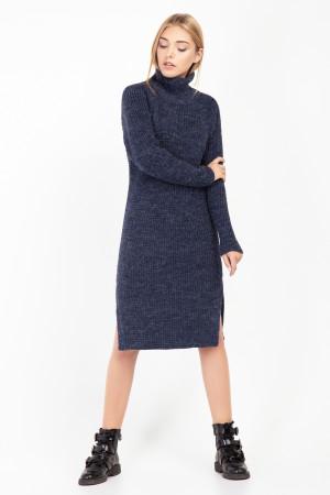 Сукня-туніка «Амаль» синього кольору