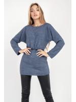 Джемпер «Марина» синего цвета