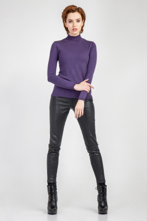 Гольф «Геля» фіолетового кольору