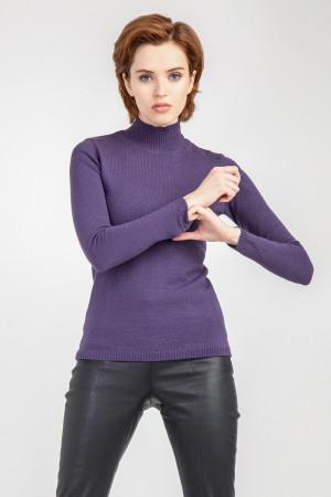 Гольф «Геля» фиолетового цвета