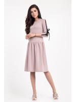 Сукня «Еббі» кольору курної троянди