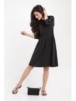 Платье «Эбби» черного цвета