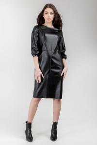 Сукня «Вінні» чорного кольору