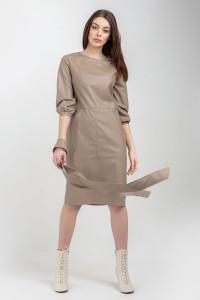 Сукня «Вінні» бежевого кольору