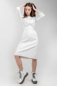 Сукня «Зоуї» білого кольору