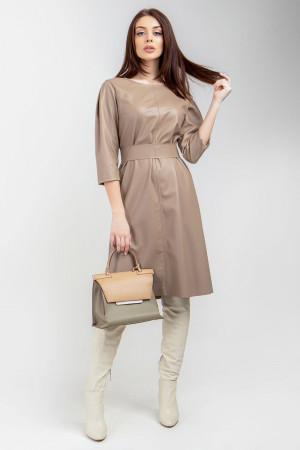 Сукня «Зоуї» бежевого кольору