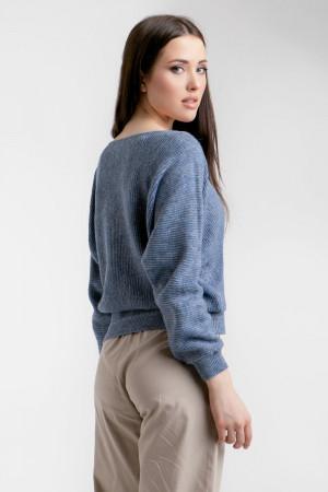 Джемпер «Майрин» цвета джинс