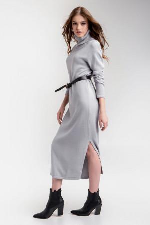 Сукня «Марута» сталевого кольору