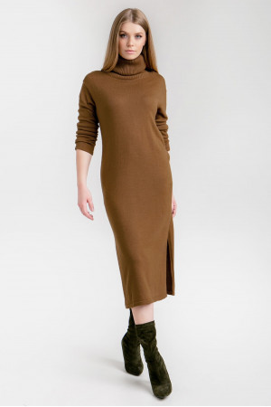 Сукня «Марута» кольору кемел