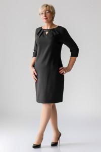 Платье «Рэйвен» черного цвета