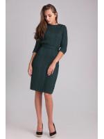 Сукня «Сара» темно-зеленого кольору