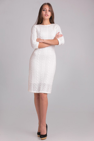 Сукня «Сара» молочного кольору