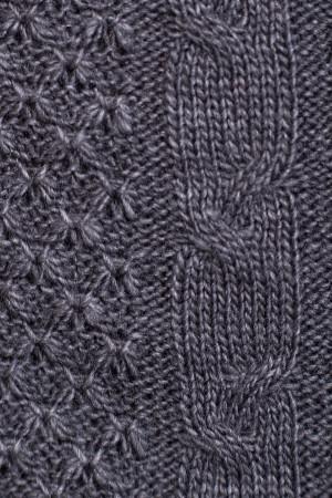 Кардиган «Нонна» темно-сірого кольору