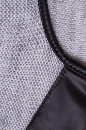 Джемпер «Невада» светло-серого цвета