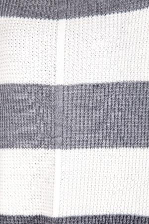 Джемпер «Патіо» сірого кольору
