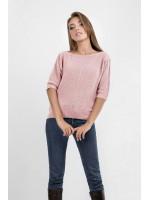 Джемпер «Шандаль» рожевого кольору