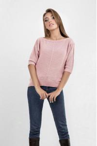 Джемпер «Шандаль» розового цвета