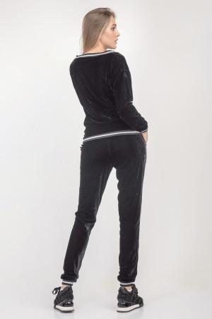 Костюм «Раффината» черного цвета
