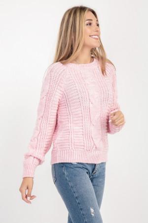 Джемпер «Еспальда» рожевого кольору