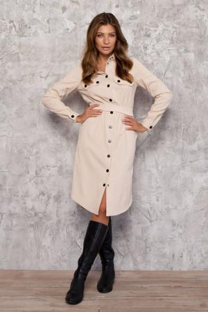 Сукня «Таска» бежевого кольору