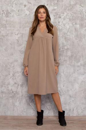 Сукня «Арселія» бежевого кольору